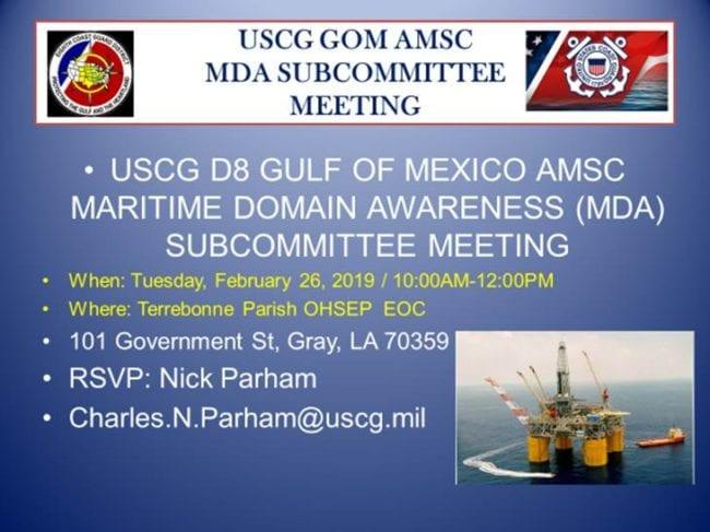 Announcements   InfraGard Louisiana Members Alliance